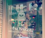 The Bad Monkey by NickBentonArt