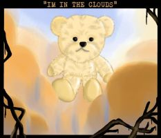 Im in the clouds by Frownz