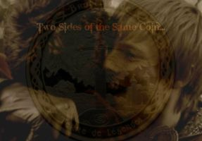 Two Sides of the Same Coin 01 by Shadow-StrikeRaven