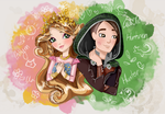 Legacy Day Lovers by Jackie-Pumpkin