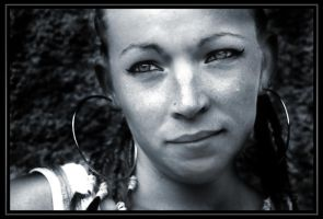 Just a portret by Cam2T