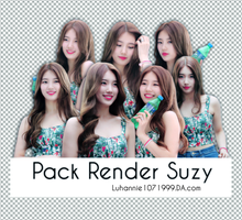 Pack Render Suzy by LuHannie1071999