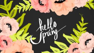 Hello Spring Dark by cocorie