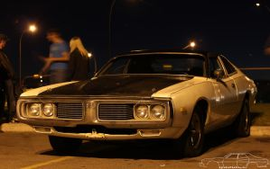 Night Charger by KyleAndTheClassics