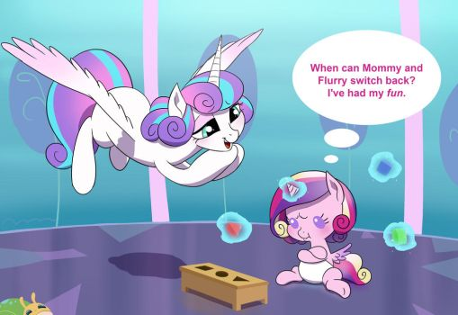 COM Flurry Switch by doubleWbrothers