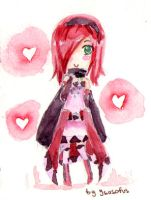 Hearts by Isass