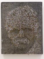 Portrait in Screws by ArVaWe