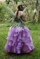 Queen of the May, Posie Fairy by glittrrgrrl