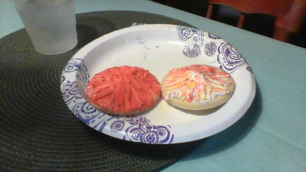 Swag fire Cookies by jazzgirl3223