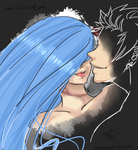 And I Die With You - Sumiko and Ren by Equestrian-Equine