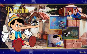 Disney's Pinocchio by Chiisailover