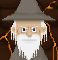 You shall not pass! - Pixel tribute by VilDay