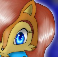 Sally acorn by GNTS
