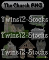 Church PNG by Twins72-Stocks