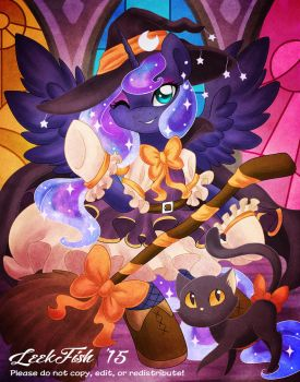 The Witching Hour by LeekFish