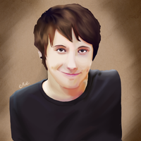 Dan Howell by Muketti