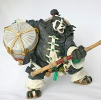 PANDAREN BREWMASTER: CHEN STORMSTOUT by Tendranor