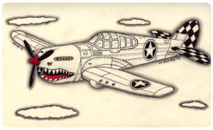 WarHawk by Insanemoe
