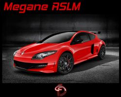 Renault Megane RSLM by TTS by TeofiloDesign