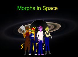 Morphs in Space by AdeptOmega
