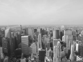 New York by Meret-Alexandra