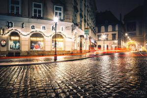 Christmas in Vienna by sican