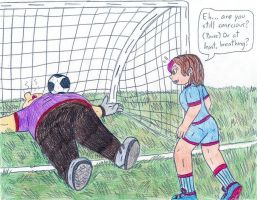 Super Soccer Lil by Jose-Ramiro