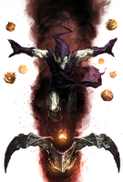 Green Goblin by naratani
