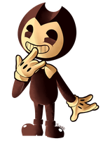 Bendy And The Ink Machine FanArt Contest by Twinklii