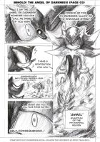 The Angel of Darkness Pg02 by darkspeeds