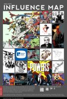 Influence Map by ryancody