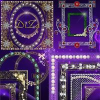 Decorative frames-6 by DiZa-74