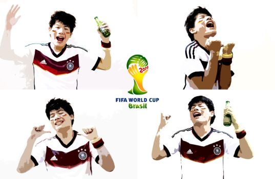 Germany - World cup 2014 by Hoangvanvan