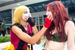 Otakon 2015 - Gotham Sirens(PS) 22 by VideoGameStupid