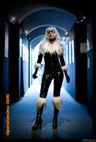 Black Cat by BloodyLala