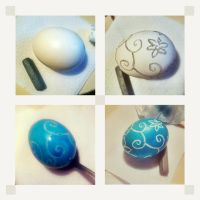Easter Egg Tutorial by G-0509