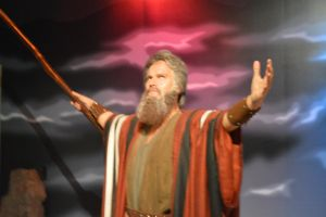 MTH: Charlton Heston (Moses) by VoyagerHawk87