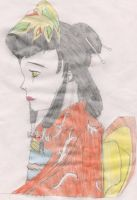 geisha by little-vampire-dane