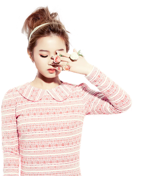 Lee Hi png [render] by Sellscarol