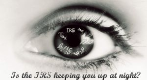 IRS Ad by DreamscapeCovers