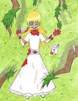What Kage found under the oak tree by HonouNoKage