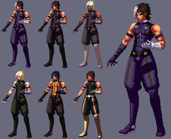 Nameless kof XIII by shadowbrand-haze