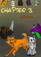 Jetago Chapter 3 Title by Jetago