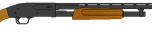 Mossberg 500 by DaltTT