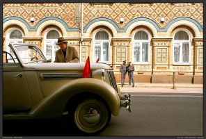 moscow streets by olya