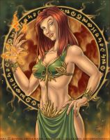 Mistress of Fire by ladyofdragons
