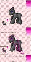 Pixel Hair Shading Tut 2.0 by Heartage