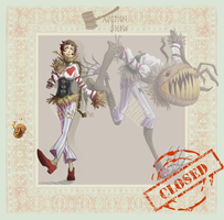 Scarecrowess [Closed Auction] by bolsadepapas