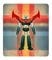 Mazinger Z by bear65