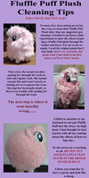 Fluffle Puff Wash Experiment by Cryptic-Enigma
